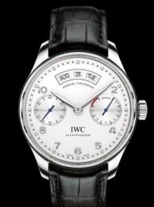 2015 Goedkope horloge IWC Portugaise Calendrier Annuel Ref.IW503501