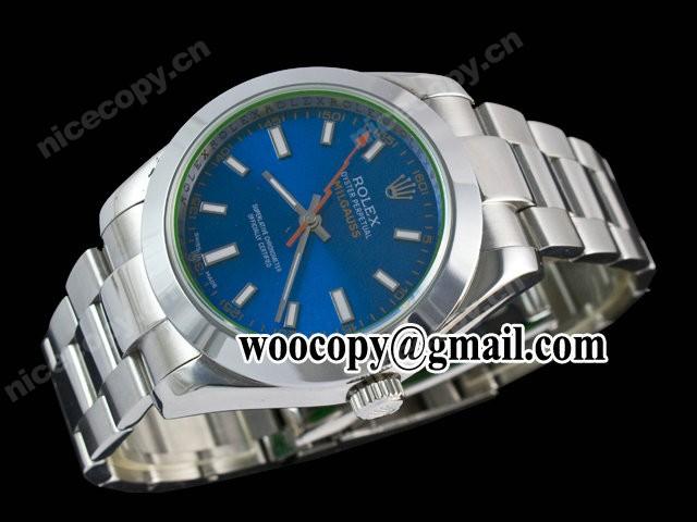 Replica Horloge China Rolex Milgauss Ref.116400GV kopen online
