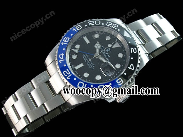 Replica Horloges Rolex Oyster Perpetual Date GMT-Master II Ref.116710