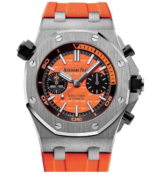 China Audemars Piguet horloges Royal Oak Offshore Chronograph Diver Ref.26703ST.OO.A070CA.01