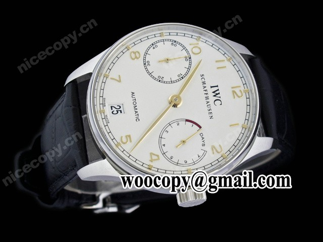 Replica Horloges China IWC Portuguese 7-Day Automatic ref.IW500114