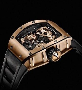 Replica Horloges China Richard Mille RM 057 Tourbillon Dragon-Jackie Chan