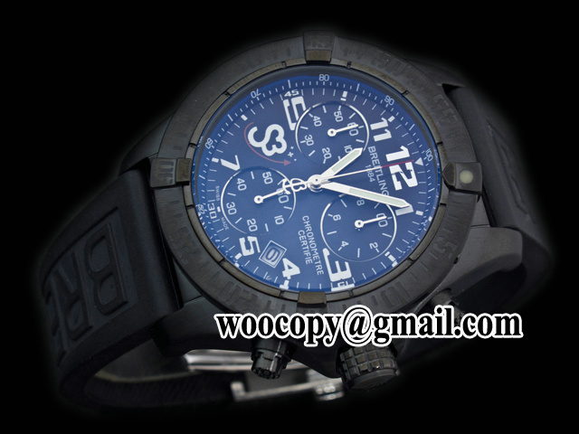 Replica Breitling Horloges S3 ZeroG SuperQuartz Chronograph