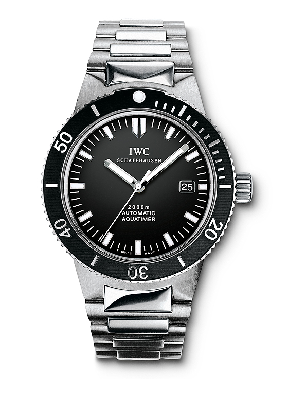 Replica horloges China IWC Aquatimer GST Automatic 2000 Ref.3536