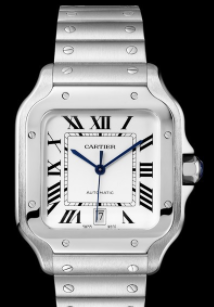 Goedkope Horloges Cartier Santos De Cartier WSSA0009