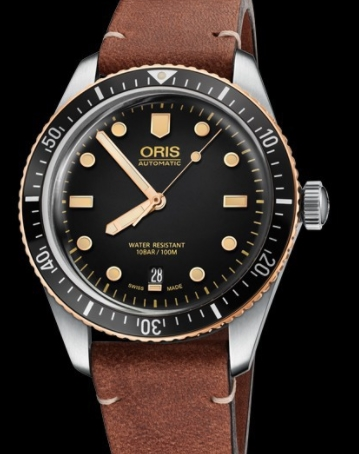 Replica Oris Horloges China Divers Sixty-Five
