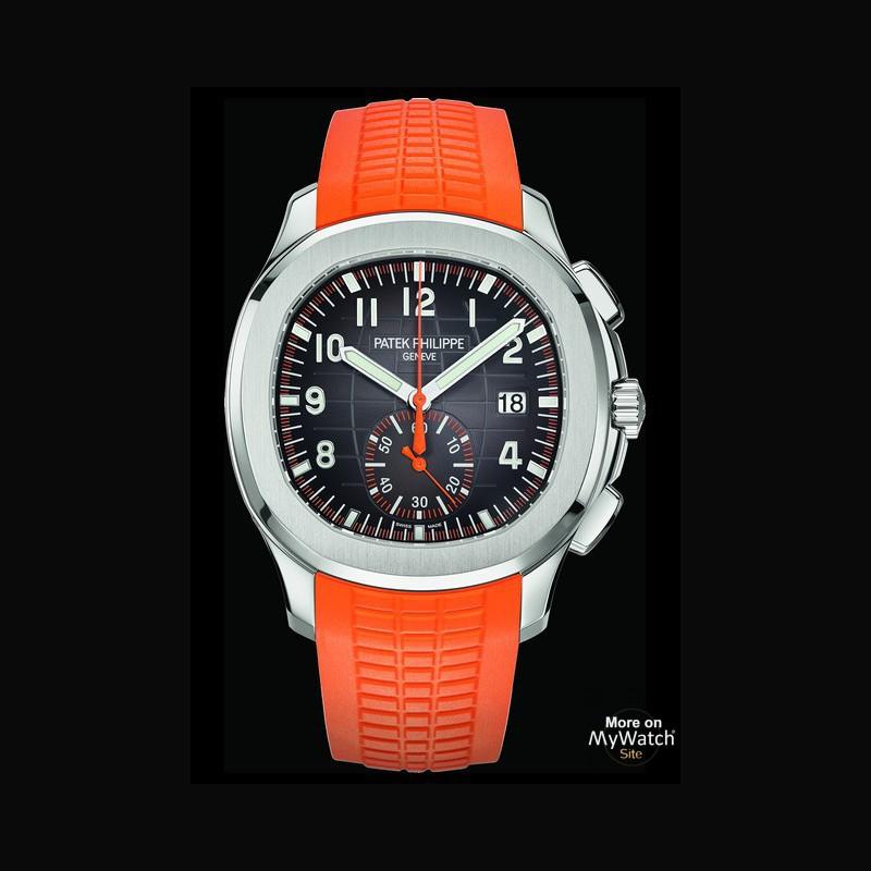 Replica horloges Patek Philippe Aquanaut Chronograph 5968A