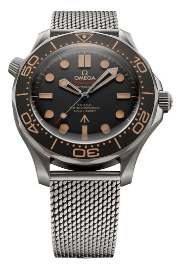 Replica horloges Omega Seamaster 300M James Bond 007 No Time To Die