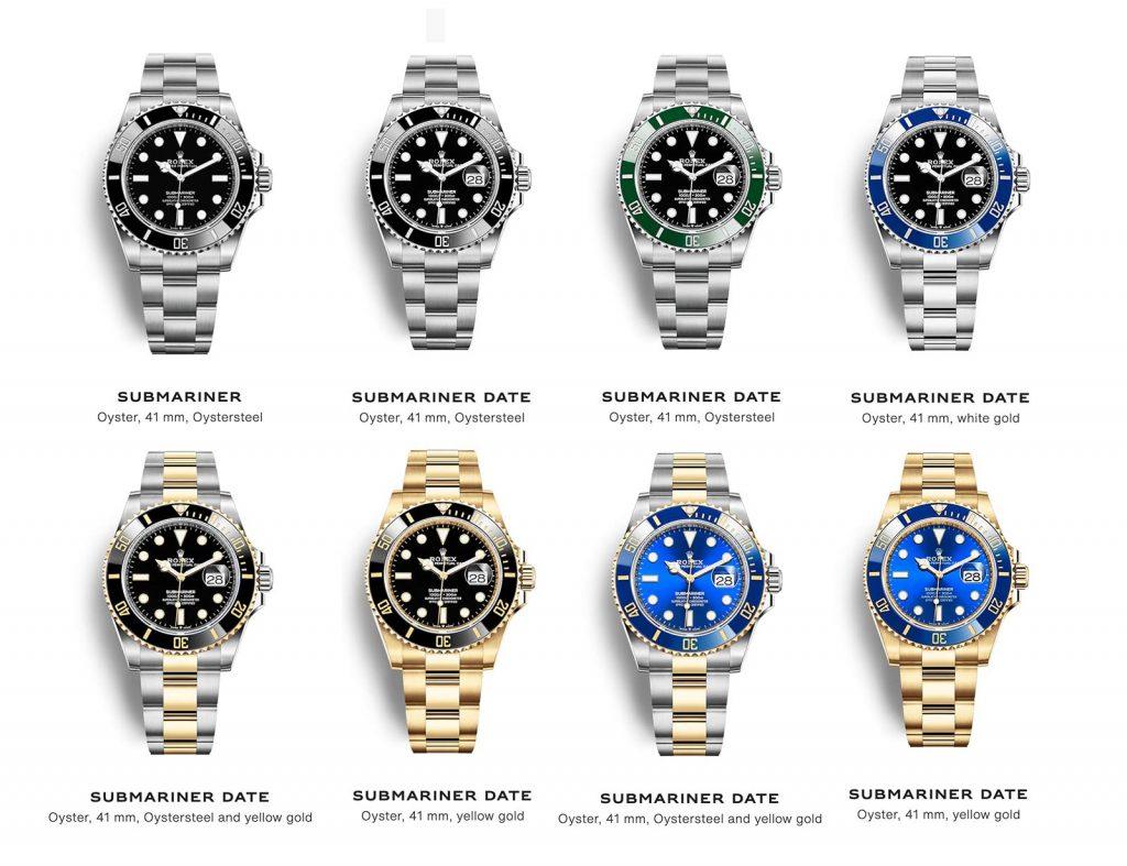 Replica horloges China Nieuwe 2020 Rolex Submariner Date 126613